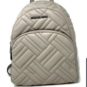 💯 Authentic MICHAEL Michael Kors Leather Backpack